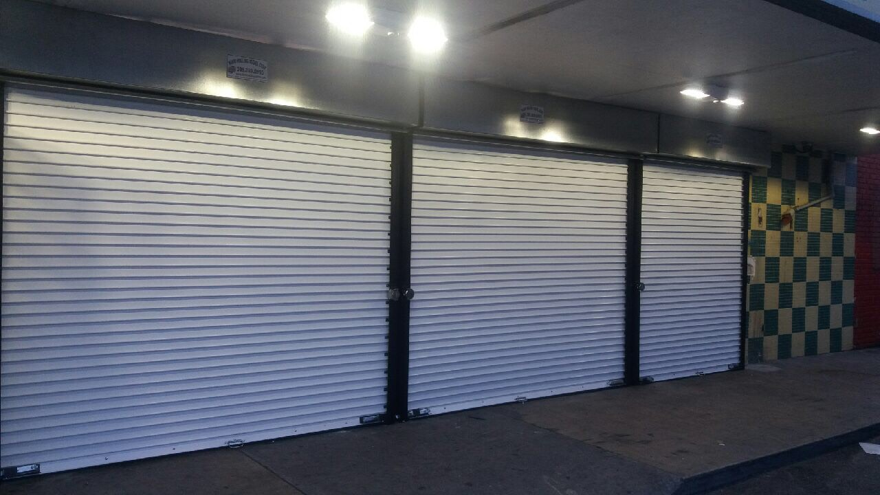 RECENT PROJECTS | Miami Rolling Doors