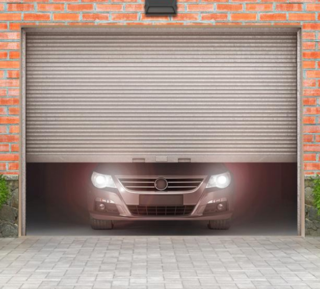 Roll Up Door Miami Rolling Doors